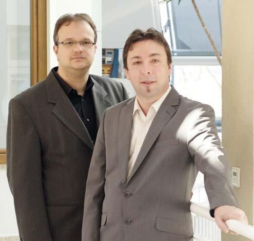 Ing. Roland Posch & Gerhard Rudolf