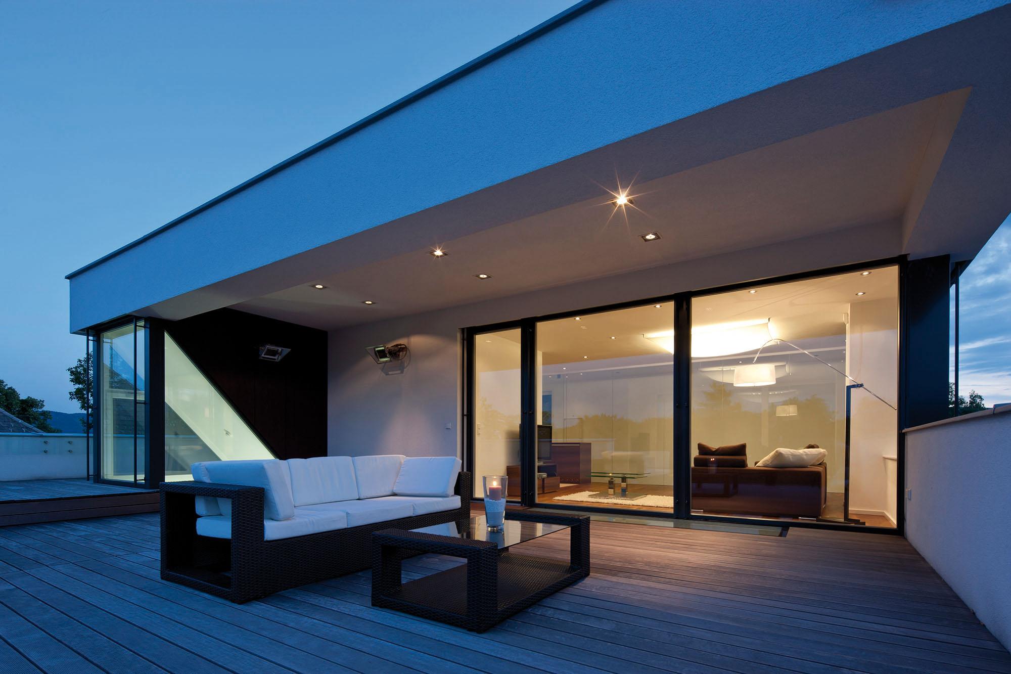 Balkon Terrassenturen Von Rupo Fenstersysteme