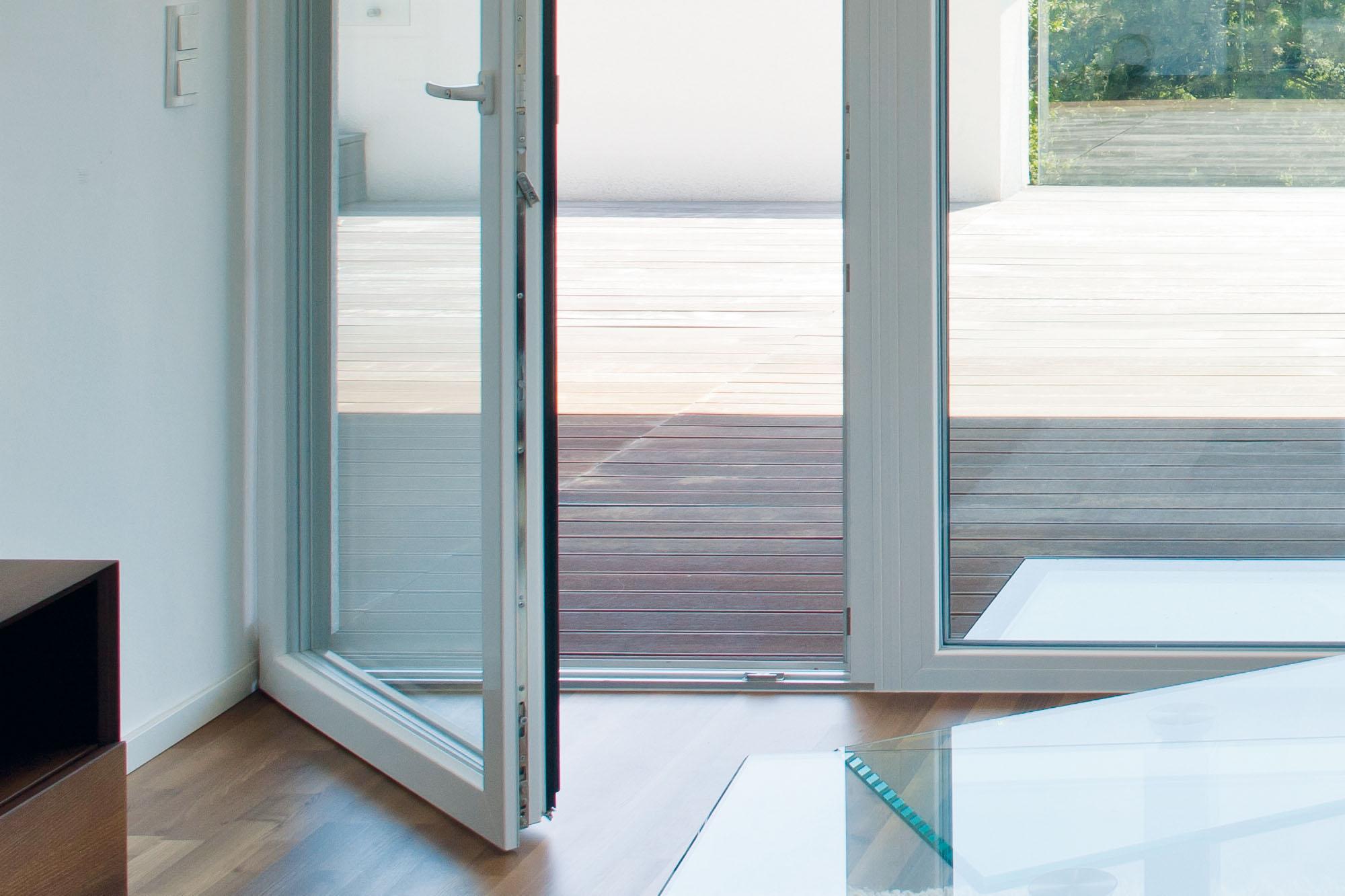 balkon terrassent ren von rupo fenstersysteme. Black Bedroom Furniture Sets. Home Design Ideas